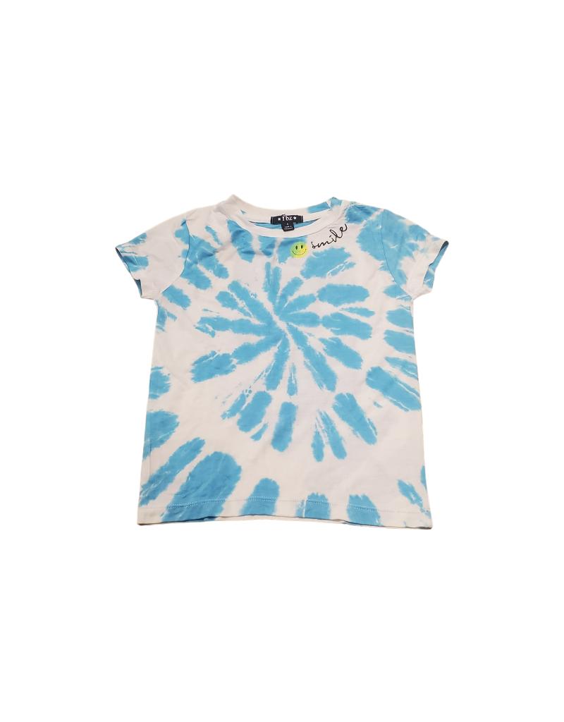 flowers by zoe Flower By Zoe Smile Tie Dye T-Shirt
