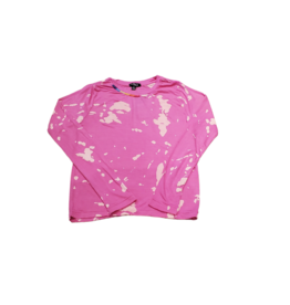 flowers by zoe Flowers By Zoe Animal Print Long Sleeve T-Shirt