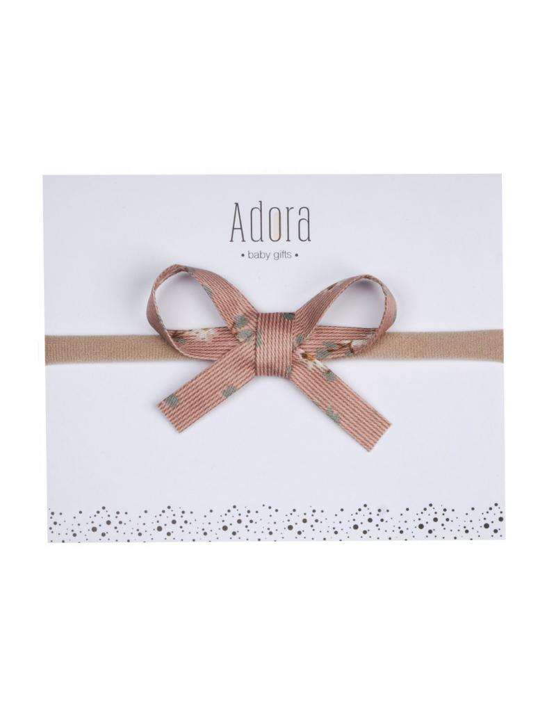 Adora Adora Mini Ribbon Bow Headband