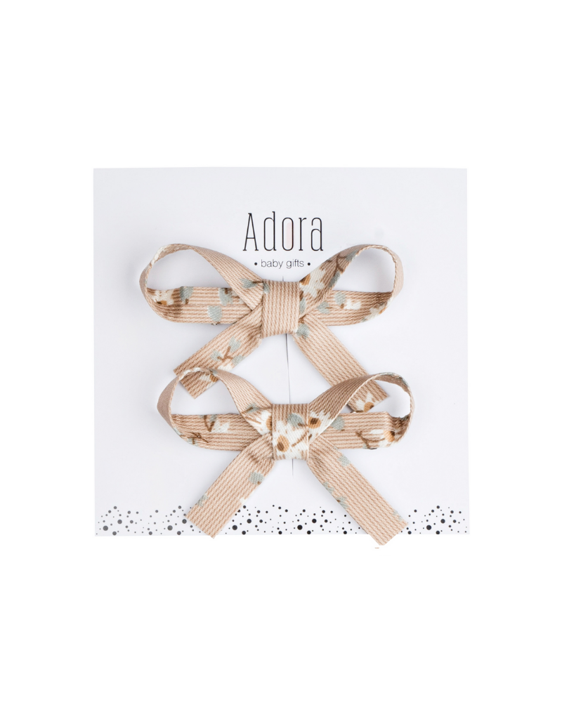 Adora Adora Ribbon Bow Set