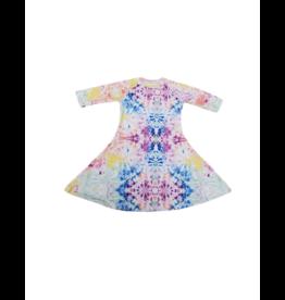 By the Wai By the Wai Tie Dye Swim Dress