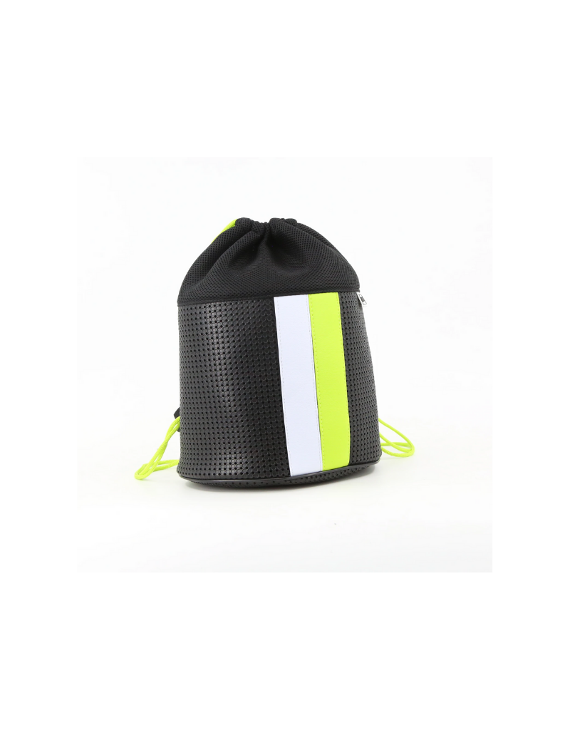Light+Nine Light plus Nine Sophy Ergonomic Drawstring  Backpack
