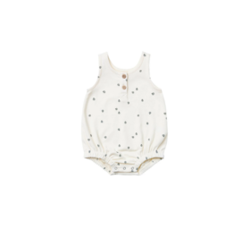 Quincy Mae Quincy Mae Sleeveless Bubble Onesie