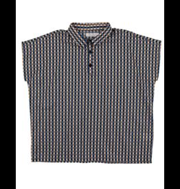 Delicat Delicat Gingham Oversized Shirt