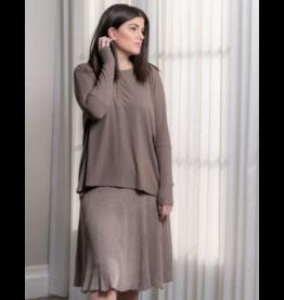 """the SLIM skirt the SLIM skirt """"Oversized"""" T-Shirt"""