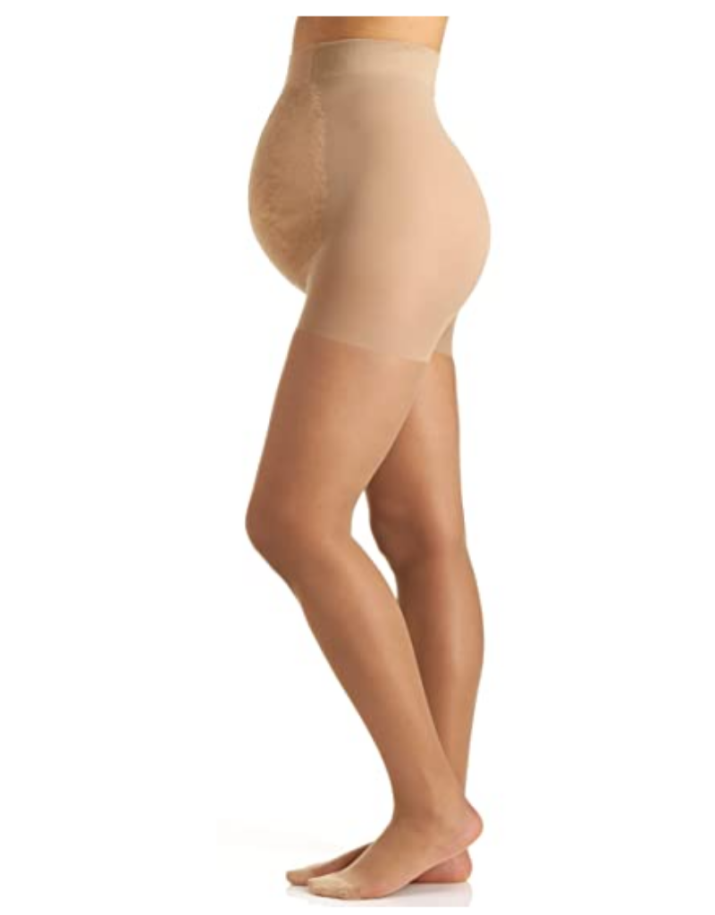 Berkshire Berkshire Lace Panel Reinforced Toe Maternity - 5700