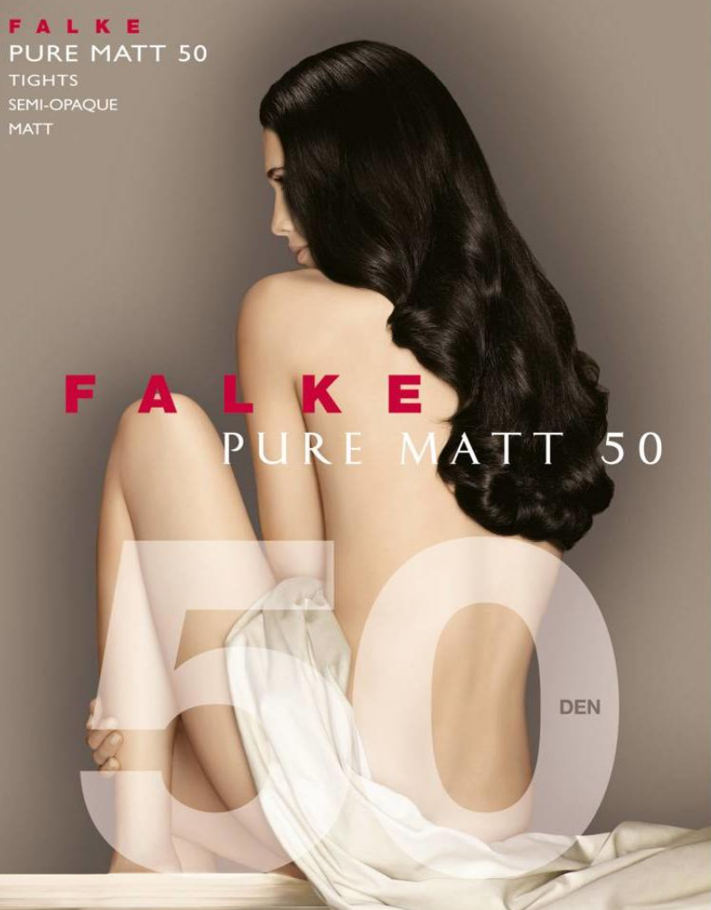 FALKE FALKE Pure Matt 50 Tights - 40150