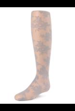 Memoi Memoi Fancy Floral Sheer Tight-MK-804