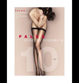 FALKE FALKE Fond De Poudre 10D Thigh Highs - 41523