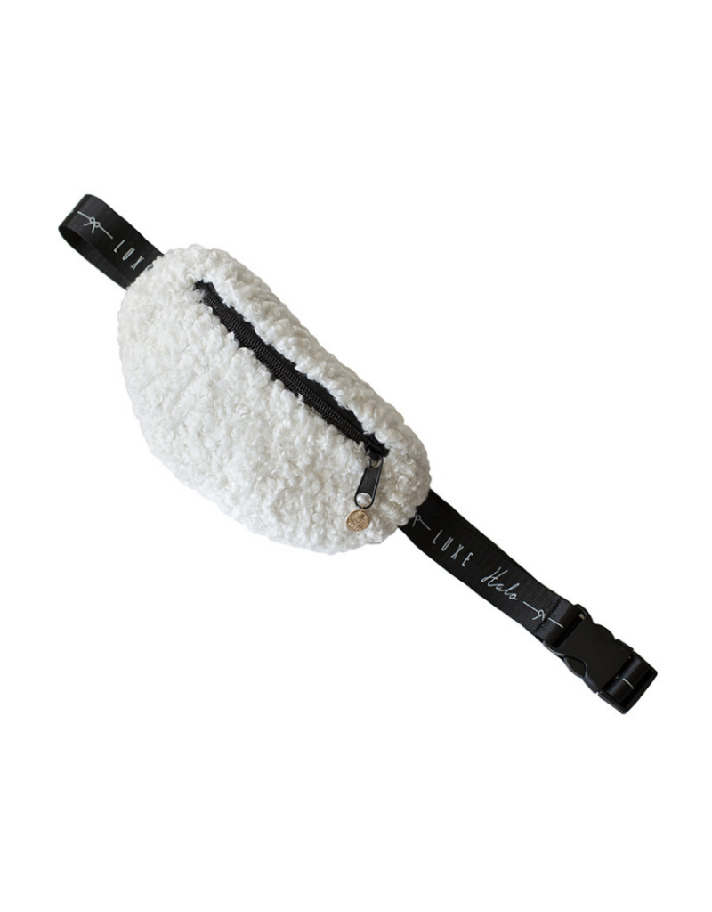 Halo Luxe Halo Luxe Sherpa Belt Bag