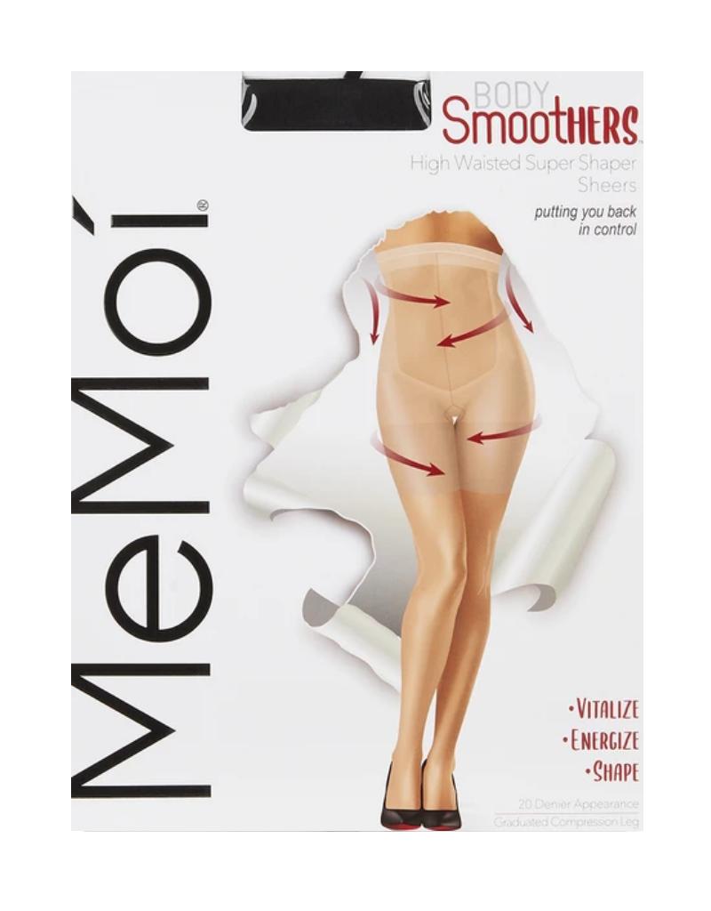 Memoi MeMoi Body Smoothers High Waisted Super Shaper Sheers MM-294