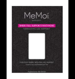 Memoi Memoi Sheer Full Support Pantyhose MS-620