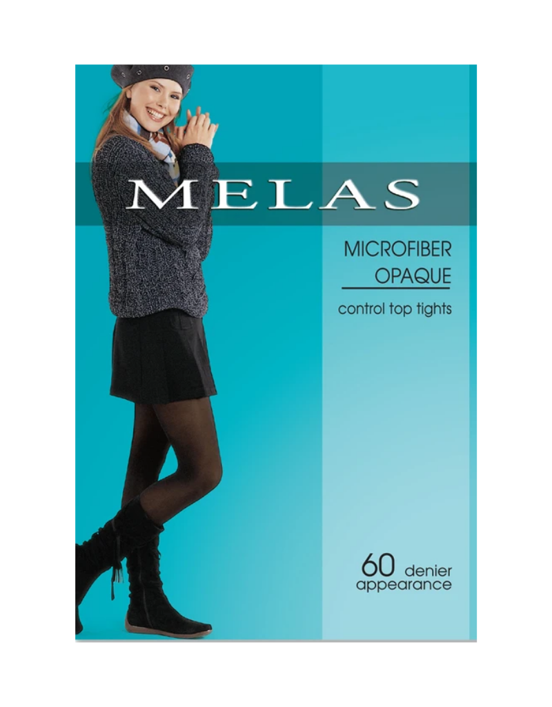 Melas Melas Micro Opaque 60 D CT Tights - AT-636