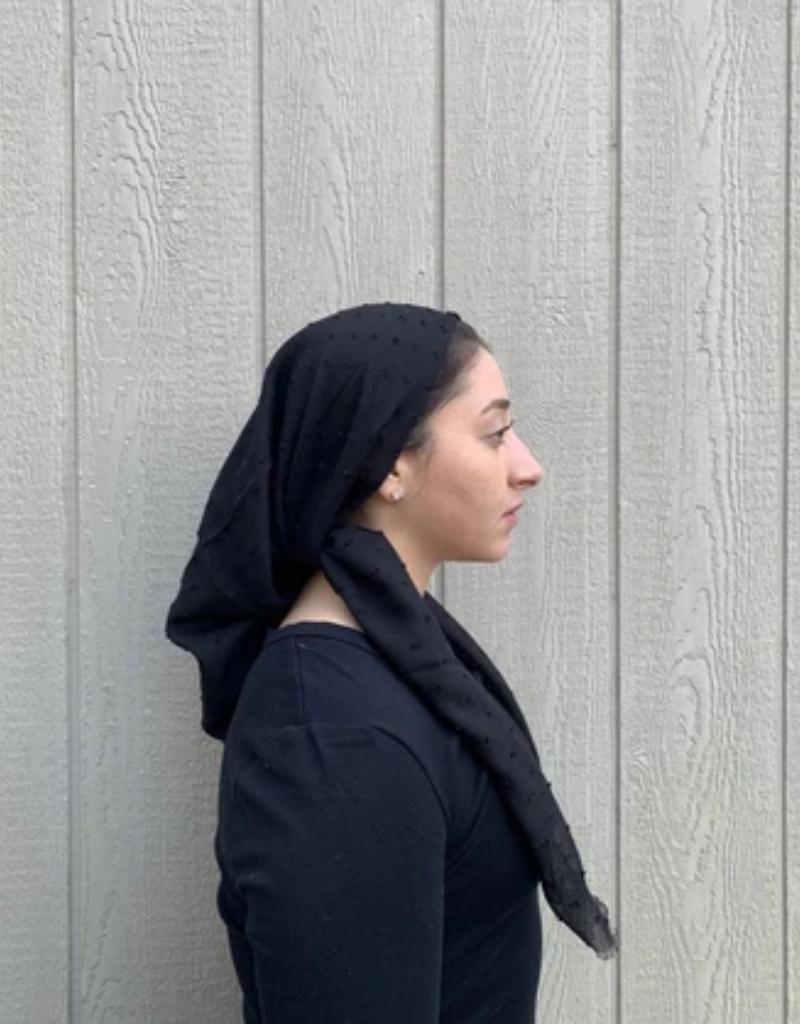 Halfasquare Halfasquare Dotted Collection  Headscarf