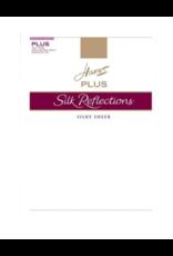 Hanes Hanes Plus Silky Sheer Non CT Panty- 00P15