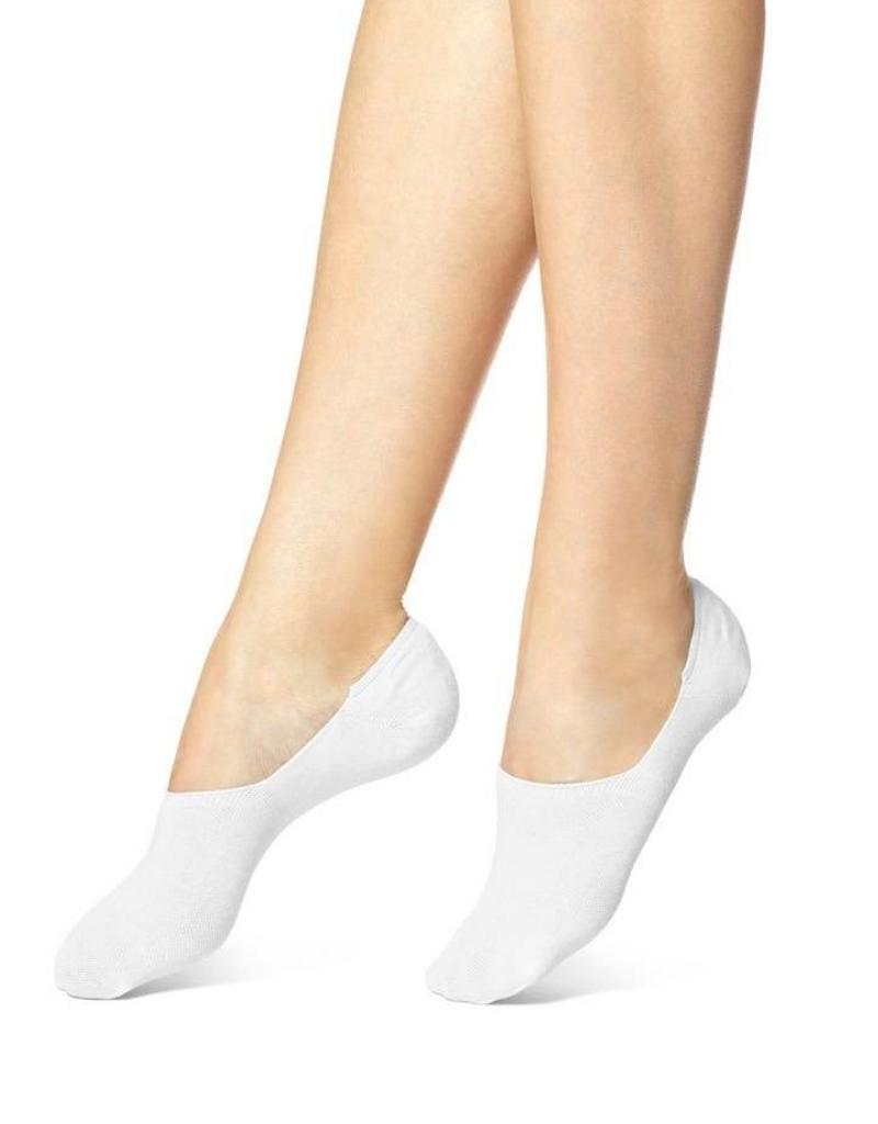 Hue HUE Cotton Sock Liner - U14184