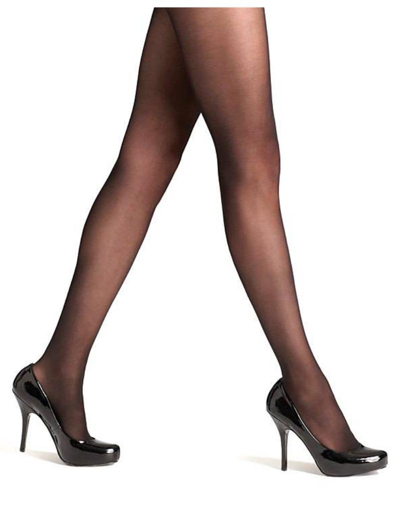 Donna Karan Donna Karan Ultra Sheer 10D CT Sheer Toe - DOB108