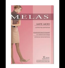 Melas Melas Matte Micro Sheer CT 10D - AS-617