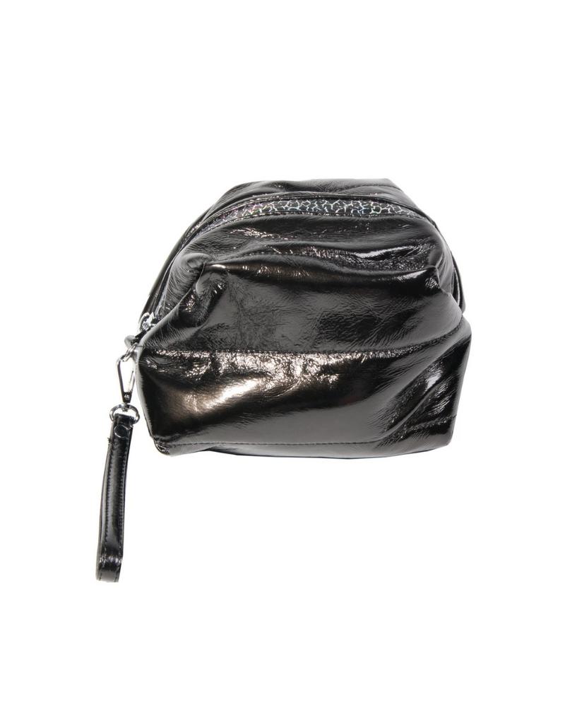 Bari Lynn Bari Lynn Puffy Cosmetic Bag