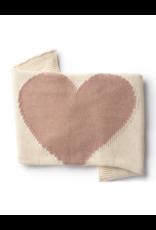 Domani Home Domani Home Heart Baby Blanket