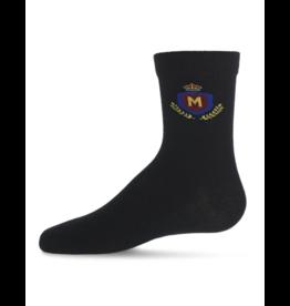 Memoi Memoi Boys Crest Socks-mk-146