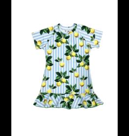 Undercover Waterwear Undercover Lemon Mini Me Swim Dress
