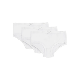 Memoi Memoi Girl Panty 3 Pair Pack MKU1001