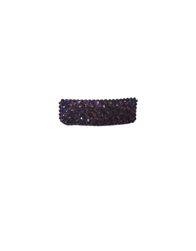 Bari Lynn Bari Lynn Multi Sized Crystal  Clips