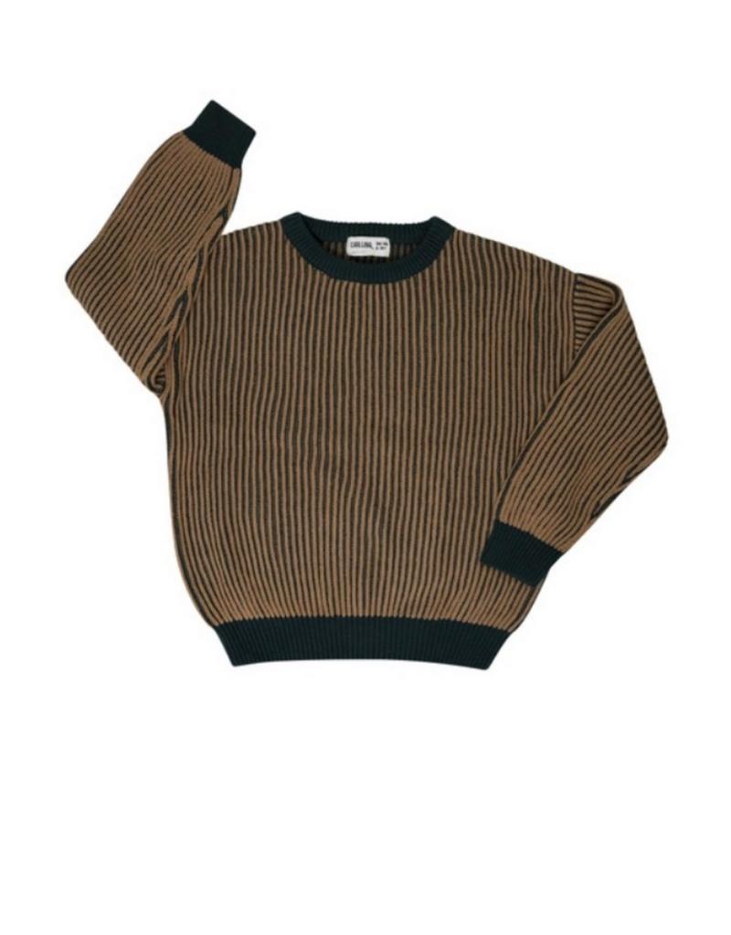 Carlijnq Carlijnq Backpack Knitted Sweater