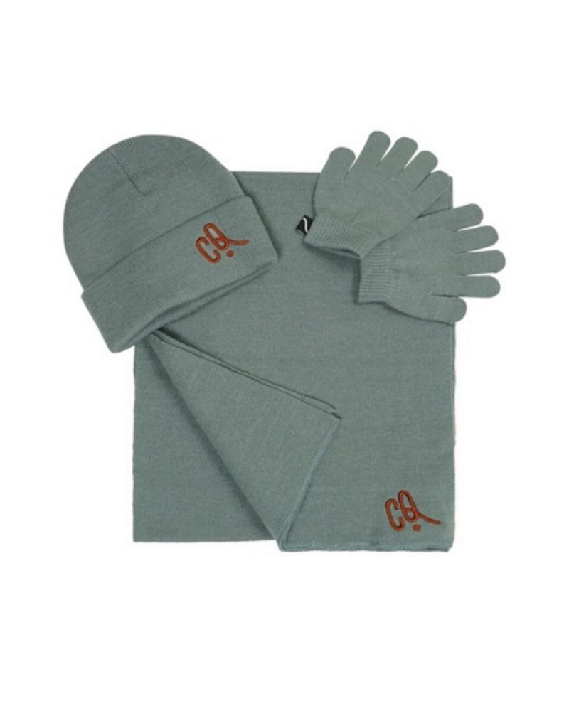 Carlijnq Carlijnq Beanie Scarf Gloves set