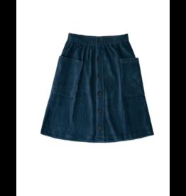 Carlijnq Carlijnq Corduroy Midi Skirt