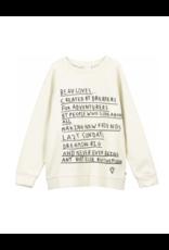 Beau Loves Beau Loves Dreamers Manifesto Raglan Sleeve Sweater
