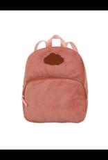 Pouf Pouf Velour Backpack