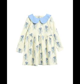 Mini Rodini Mini Rodini Winterflowers Dress
