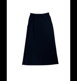 Portaqui Portaqui Girl Maxi Black Skirt