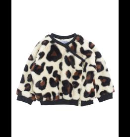 Kipp Kipp Infant Leopard Fur Jacket