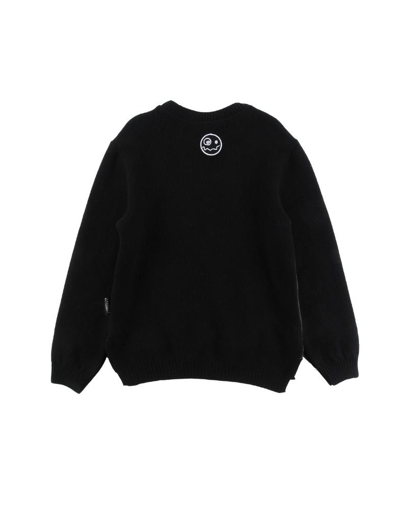 Loud Loud Eyes Sweater Loose Fit
