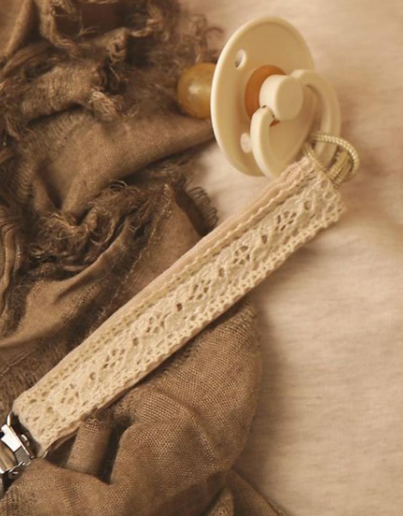 Picky Picky Baby Crochet Lace Pacifier Clip
