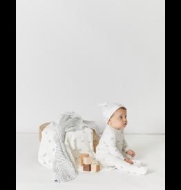 Kipp Kipp Heart Footie with Blanket