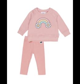 Huxbaby Huxbaby Infant Daisy Rainbow Set