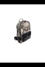 Bari Lynn Bari Lynn Marble Mini Backpack
