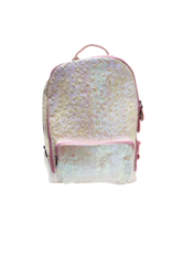 Bari Lynn Bari Lynn Stars  Embroidered Backpack