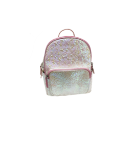 Bari Lynn Bari Lynn Stars  Embroidered Mini Backpack