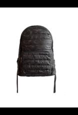 Bari Lynn Bari Lynn Tri Camo Puffy  Backpack