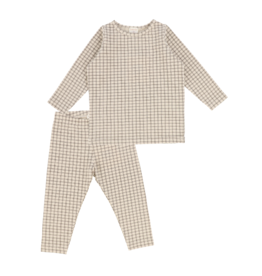 Lil legs Analogie  Infant Checked Set