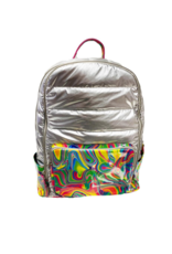Bari Lynn Bari Lynn Marble Backpack