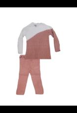 Carmina Carmina Two Color Knit Set
