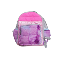 Bari Lynn Bari Lynn Puffy Tie Dye Mini Backpack