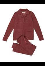 Coco Blanc Coco Blanc  Knit Grandpa Pajama
