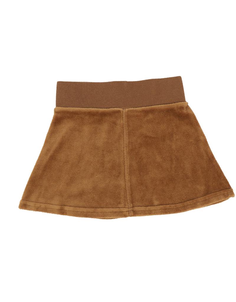Lil legs Analogie Velour Skirt